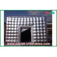 Wholesale Small Inflatable Air Tent , Outdoor PVC / Oxford Cloth Inflatable Trade Show Tent from china suppliers