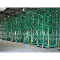 Wholesale OEM Expose Power Coating, Adjustable Narrow Aisle Racking for High Density Storage from china suppliers