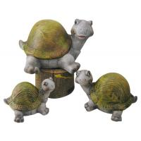 Wholesale Different Size Turtle Animal Garden Ornaments / TerraCotta Garden Statues from china suppliers