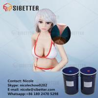 Medical Grade Silicone Mannequin Making Liquid RTV Silicone