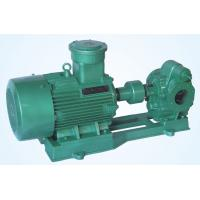 Wholesale Organic Petrochemical Hot Oil Pumps , PTFE Dynamic Seal Oil Transfer Pump from china suppliers