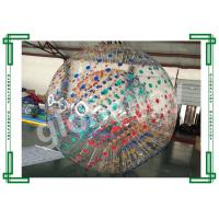 Wholesale Commercial Body Bubble Ball Soccer For Adults Outdoor Inflatable Games from china suppliers