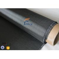 Wholesale 3K 280g 0.34mm Plain Weave Silver Carbon Fiber Fabric For Structure Reinforcement from china suppliers