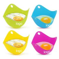Wholesale Egg Poacher Silicone Egg Poaching Cups with Build-in Ring Standers, For Microwave or Stovetop Egg Cooking from china suppliers
