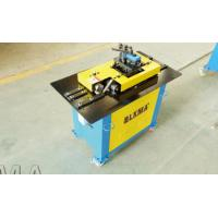 Wholesale BLKMA HVAC duct Pittsburgh lock forming machine LC-12DR LC-12M from china suppliers