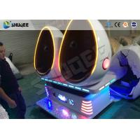 Wholesale VR Glasses 9D Movie Theater Mobile Egg Shaped 9D Simulator Cinema Chairs from china suppliers