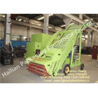 Wholesale 7.5kw Power Cattle Feed Mixer Vertical Silage Reclaimer TMR Mixers from china suppliers