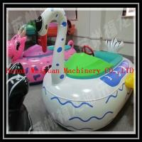 Wholesale animal tube swan bumper boats for sale, new design amusement water electric bumper boat from china suppliers