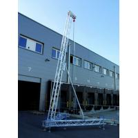 Wholesale 6.2 M High 300*300 Mm Screw Truss For Arrary Stand And Speaker Truss from china suppliers