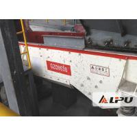 Wholesale GZD9538 Flexible Design Grizzly Feeder for Feeding & Rough Screening 3t from china suppliers