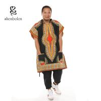 Wholesale Cotton Wax Print Readymade Maxi african styles tops mens african clothing from china suppliers