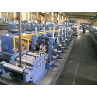 Quality EN Standard Steel Pipe Making Machine , Pipe Welding Equipment for sale