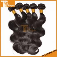 Wholesale 5A Peruvian Body Wave Human Hair Extension from china suppliers