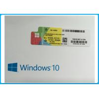 Wholesale Korean Version Win 10 Pro Online Activation Original key / Win10 pro 64bit OEM from china suppliers