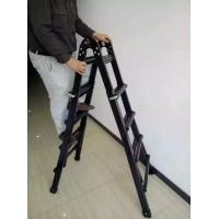 Wholesale Flexble Tactical Assault Ladders For Military / SWAT / Law Enforcement , 2.4m Extension Height from china suppliers