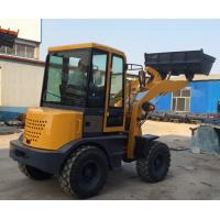 Wholesale mini front end loader, hofloader zly916A good for your farm and industrial from china suppliers