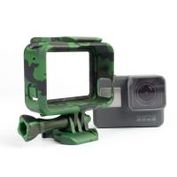 Wholesale Camouflage Standard Border Frame Protective Action Camera Housing , GoPro Hero 5 housing for camera  from china suppliers