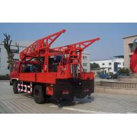 Wholesale Truck Mounted Hydraulic Portable Drilling Rigs For Water Well from china suppliers