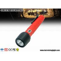 Wholesale 1300 Lum IP68 Explosion Proof Torch with magnetic USB charger , 20000lux brightness from china suppliers