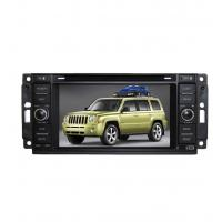 Wholesale Chrysler / Dodge / Jeep Car GPS Navigation System By Steering Wheel Control from china suppliers