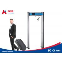 Wholesale 33 Zones Door Frame Electronic Full Body Metal Detector Commercial 50-60hz from china suppliers