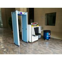 Wholesale Professional Walk Thru Metal Detectors Door For Bank / Conference Center from china suppliers