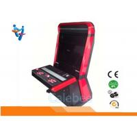 Wholesale Red Fighting Cabinet Arcade Amusement Game Machine Simulator Metal Wood from china suppliers