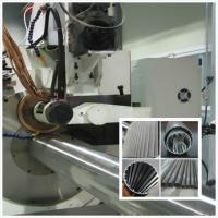 Buy cheap 0.05mm Slot Water Well Screen Pipe Wire Mesh Manufacturing Machine from wholesalers
