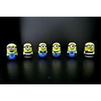Wholesale ABS Material Small Minion Figures , Despicable Me Minion Toys For Kids from china suppliers