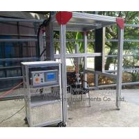 Wholesale Seat Impact and Strength Furniture Testing Equipment With PLC Control from china suppliers
