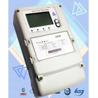 Wholesale 4 Programmed Channel Three Phase Kwh Meter 8 Digits Amr Electric Meter from china suppliers