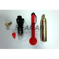 Wholesale Re - arming Kit Automatic device Life Jacket Accessories Valve Base Oral Tube Clip from china suppliers
