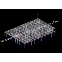 Buy cheap Pipe Truss Planning America Standard Structural Engineering Designs Consulting Firm from wholesalers