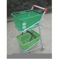 Wholesale Supermarket Shopping Trolley Basket from china suppliers