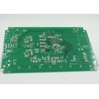 Wholesale Fiducial Mark Added Double Sided PCB Gold Surface Plating PTH / NPTH Vias from china suppliers