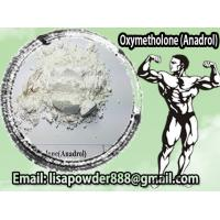 Buy cheap High Purity Anabolic Steroid Powder , Anadrol Oxymetholone Raw Hormone Powder from wholesalers