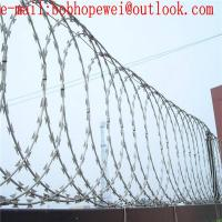 Wholesale safety Fence / stainless steel razor barbed wire/safety Fence / stainless steel razor barbed wire fence from china suppliers
