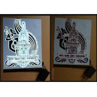 Wholesale EL Flashing Poster EL Animated Sign from china suppliers