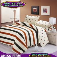Wholesale CKMM026-CKMM030 100 Cotton Stripes and Dots Design Twin Full Queen King Size Duvet Cover Sets from china suppliers