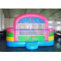 Wholesale 18oz PVC Toddler Obstacle Course Inflatable Portable Outdoor / Indoor from china suppliers
