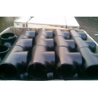 Wholesale carbon steel pipe tee from china suppliers