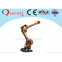 Wholesale 50kg Wrist Payload Industrial Robotic Arm 3400mm , 6 Axis Industrial Welding Robots from china suppliers