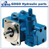 Wholesale Pilot Operated Rexroth Hydraulic Oil Pump , Adjustable Variable Vane Pumps from china suppliers