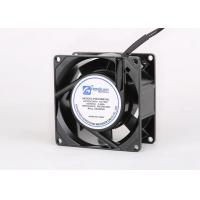 Wholesale 120V Electronic Industrial AC Cooling Fan 80 x 80 x 38mm IP44 4.83mmH2O from china suppliers