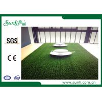Wholesale PP 15mm Home Artificial Grass , Natural Looking Environmental friendly Dtex 5500 from china suppliers
