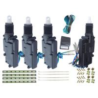 Wholesale 12V Heavy Duty Car Alarm And Central Locking System , Power Door Lock Kits With Remote from china suppliers