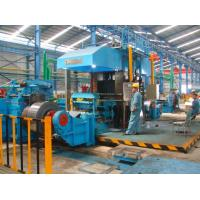 Buy cheap 650mm Four High Cold Rolling Mill Equipment , 150m/min Aluminum Roll Mill Machine from wholesalers