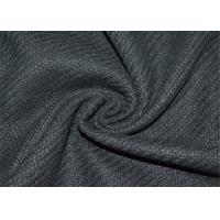 Wholesale Woven Technics Tweed Wool Fabric 10% Wool For Autumn / Winter OEM Accepted from china suppliers