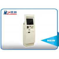 Wholesale Automatic library kiosk with thermal printer card , self service computer kiosk from china suppliers