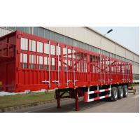 China CIMC 13m,32tons Mine transport truck trailer (light type) on sale